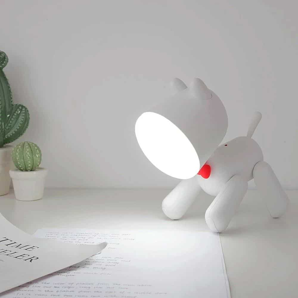 Rocky Little Hero / Bedside & Table Lamp Table lamp