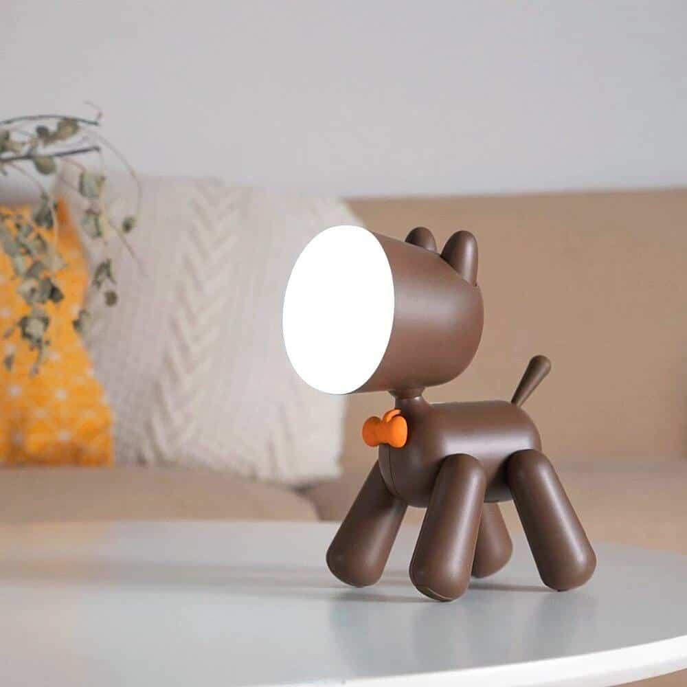 Rocky Little Hero / Bedside & Table Lamp Table lamp Coffee
