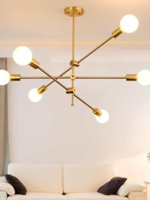 Nordic Progressive Massive Pendant Light