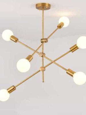 Nordic Progressive Massive Pendant Light