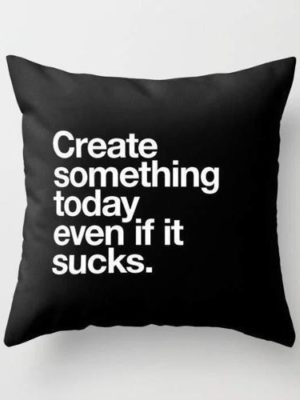 Create&Done | I Am Not Always A Bitch | Celiné Cushion