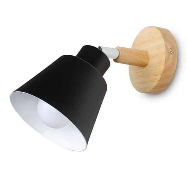 Munich Stabilo Wall lamp Black