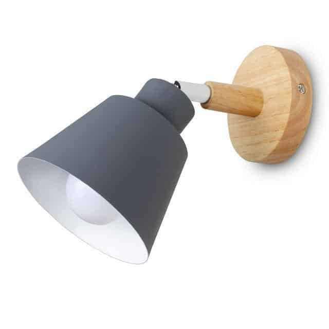 Munich Stabilo Wall lamp Grey