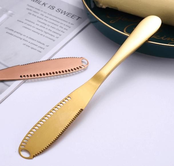 Butter Knife Spreader Josephine   Stainless Steel